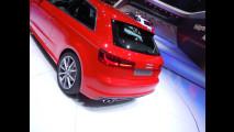 Audi A3 e Mercedes Classe A ai ferri corti a Ginevra