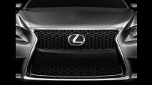 Lexus LS 460 F Sport restyling
