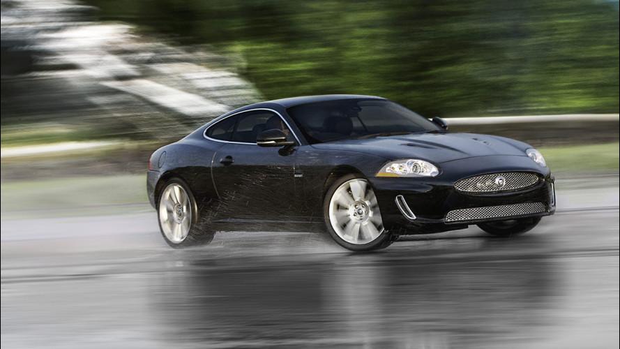 Jaguar XK model year 2010