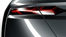 Lamborghini Four Door Concept teaser