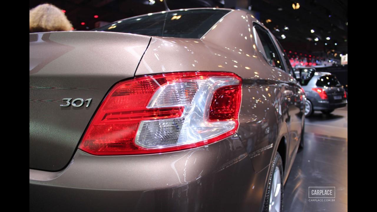 Salão de Paris: Peugeot 301 faz sua estreia oficial, mas não deve ser lançado no Brasil