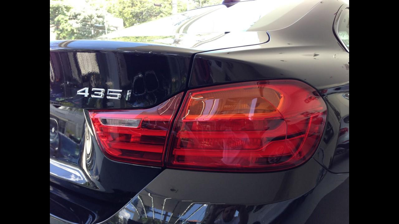 Já nas lojas, novo cupê BMW 435i custa R$ 299.950