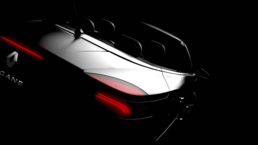 Renault divulga mais um teaser do Novo Mégane CC