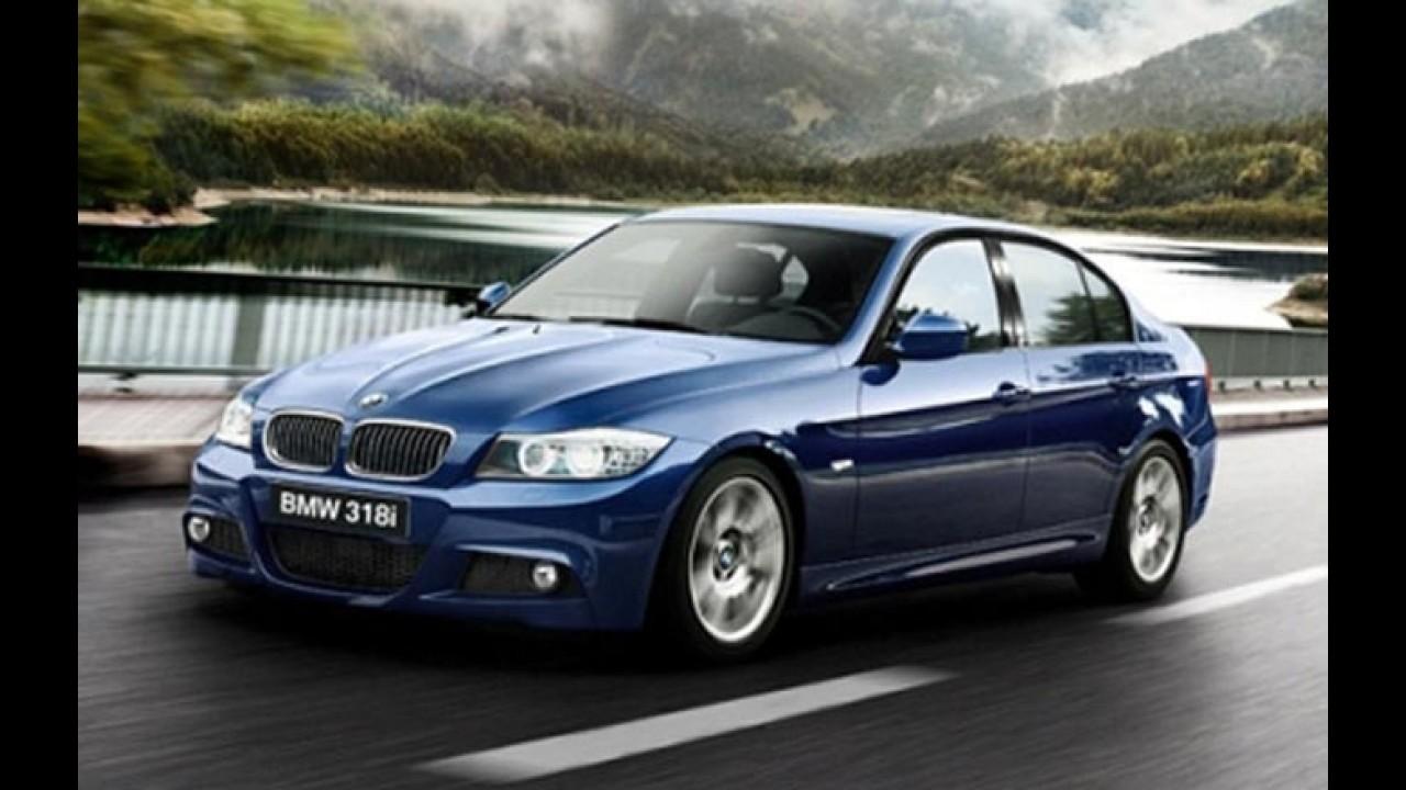 BMW 318i Sport chega às lojas oficialmente com preço promocional de R$ 99.500