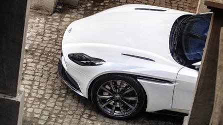 Celebrating 70 years of Aston Martin DB cars