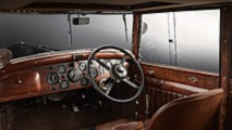Bentley 8-litre interior