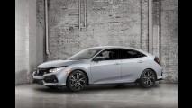 Agora é oficial: Honda revela o novo Civic hatch 2017