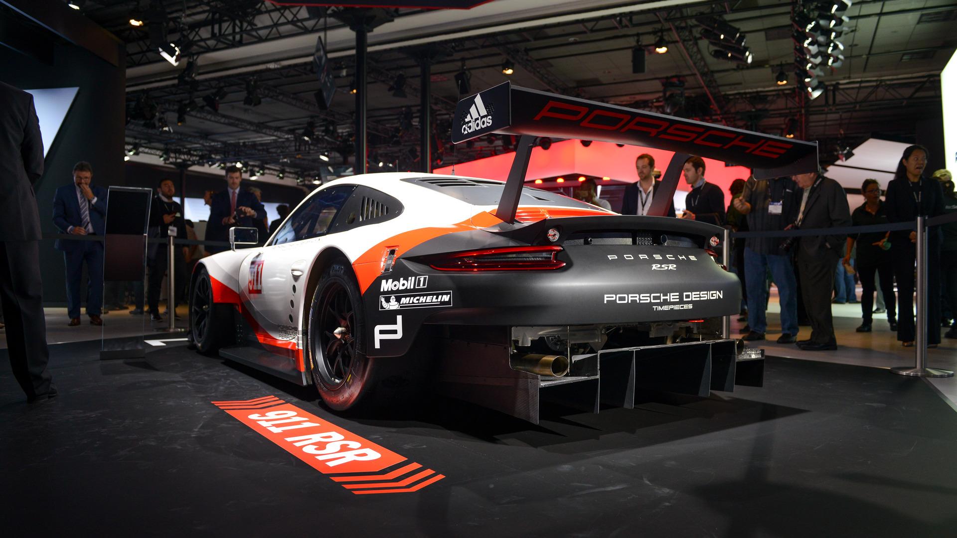 2017-porsche-911-rsr-la-2016 Exciting Porsche 911 Gt2 La Centrale Cars Trend