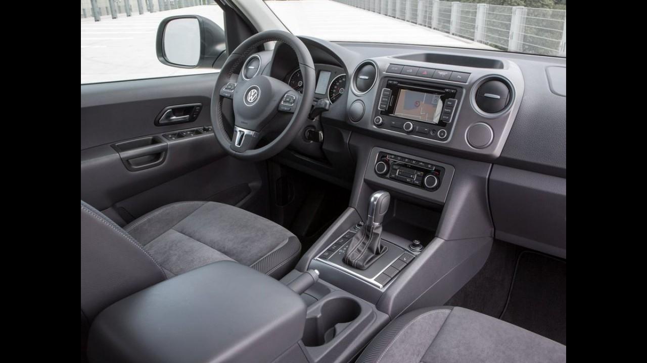 Próxima geração da VW Amarok terá fortes influências da Austrália