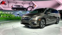 2018 Honda Odyssey slider photo
