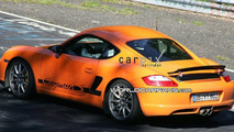 Porsche Cayman RS Spied on the Ring?