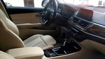 BMW 1 Series Sedan Euro spy photo