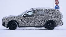 2018 BMW X7 casus fotoğrafı