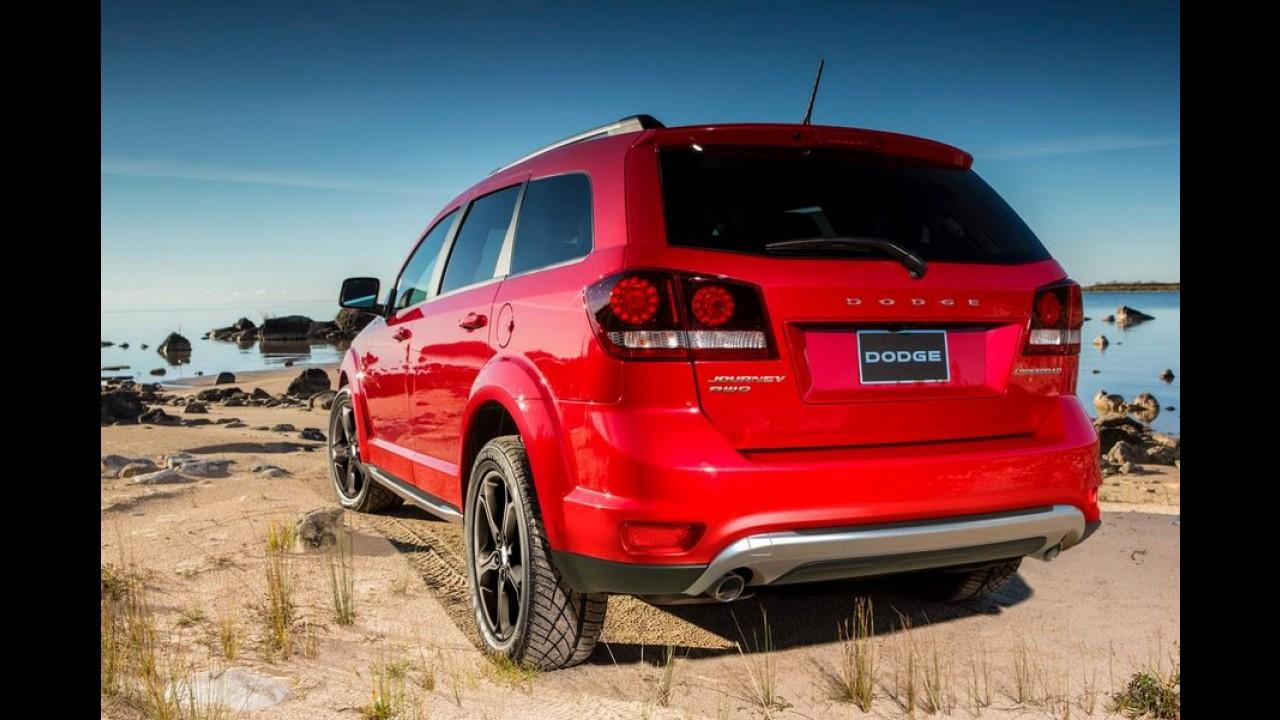 Sucesso nos EUA, Dodge Journey deve se manter no mercado até 2018