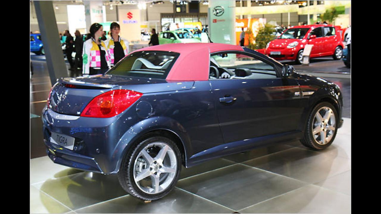 Opel Twin Top Illusion