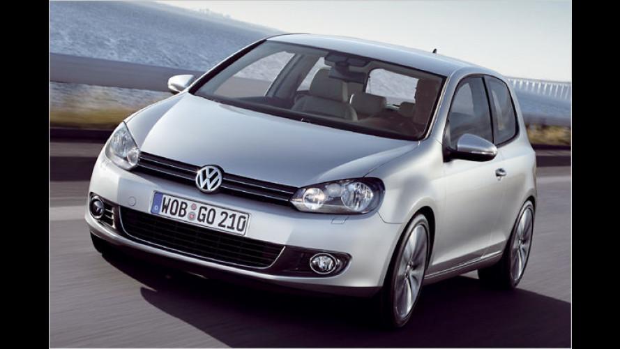 Adaptives Fahrwerk: Die Stoßdämpfereinstellung im VW Golf