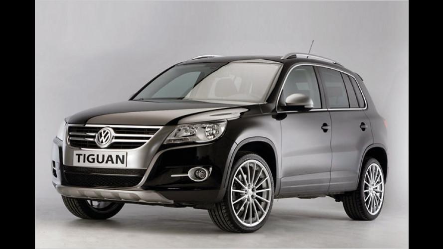 Tuning ab Werk: Sicheres Styling für den VW Tiguan