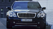 New Maybach 62 S