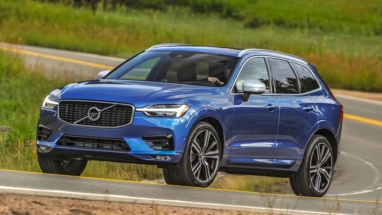 2018 volvo xc60 t6 review who needs a german. Black Bedroom Furniture Sets. Home Design Ideas