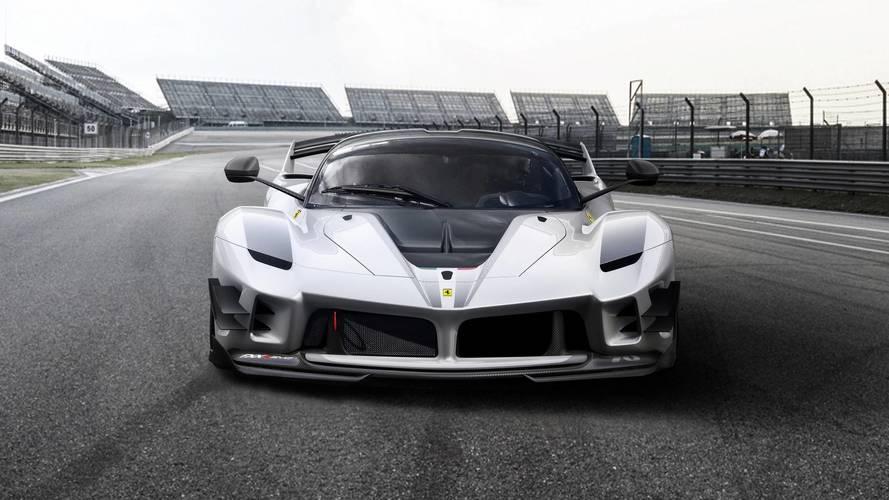 Spában járt a vadonatúj Ferrari FXX K EVO