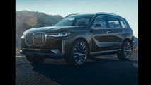 BMW X7 Concept Leaked Photo