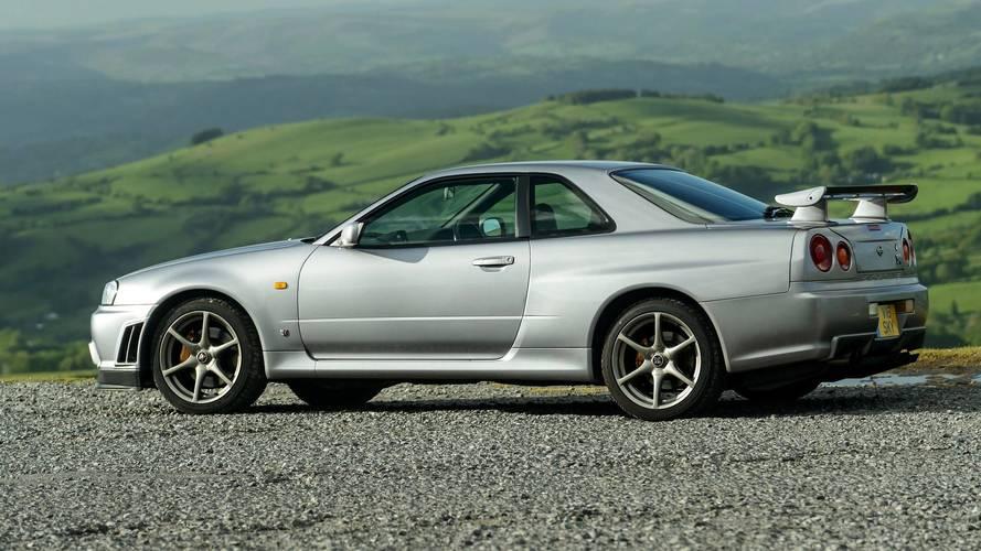 Clásicos legendarios: Nissan Skyline GT-R R34 1999