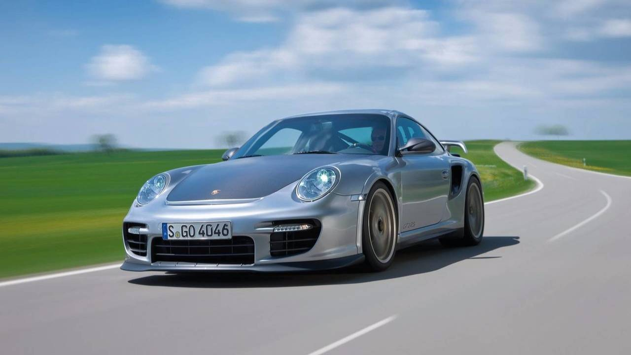 Porsche 911 type 997 GT2 RS (2011)