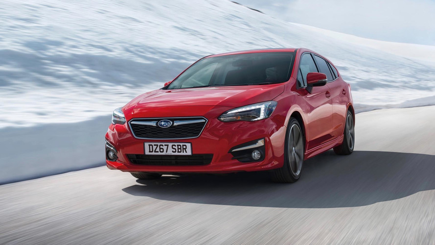 New Subarus score top marks in NCAP safety tests