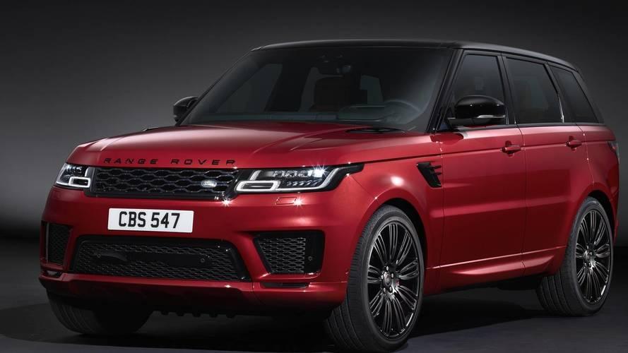 Hibrit Range Rover Sport, Land Rover için