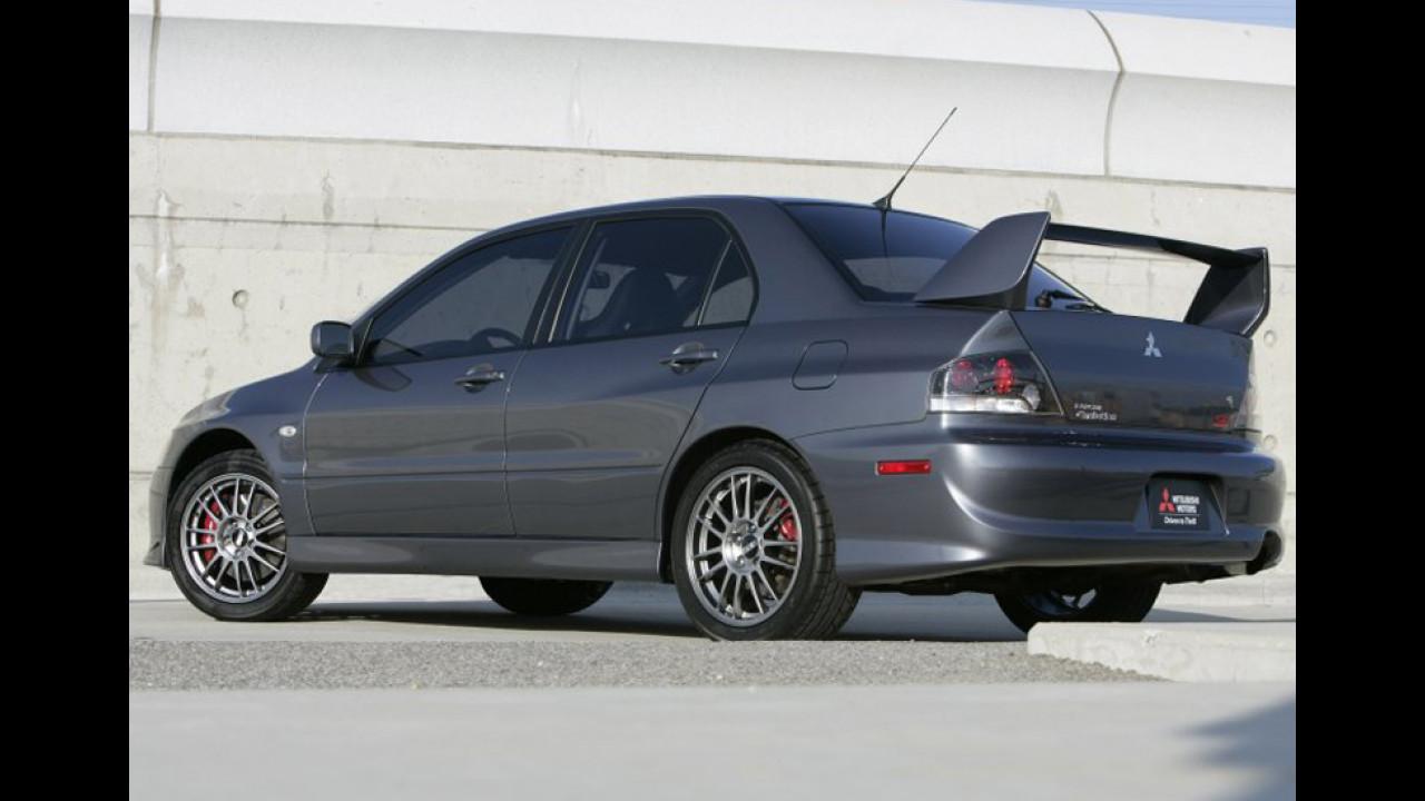 Mitsubishi Lancer Evo IX USA Limited