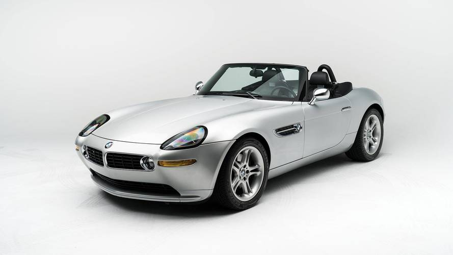Steve Jobs' 2000 BMW Z8 Brings $329.5K At Auction