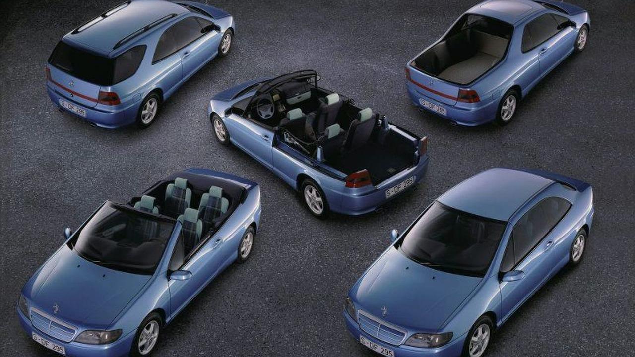Mercedes Vario Research Car