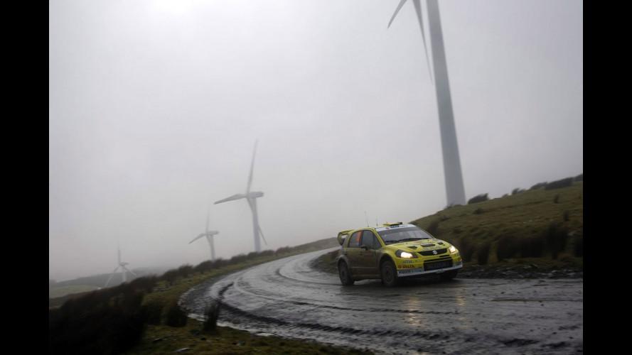 Suzuki abbandona il WRC