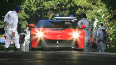 Memorabile Ferrari al Goodwood Festival of Speed