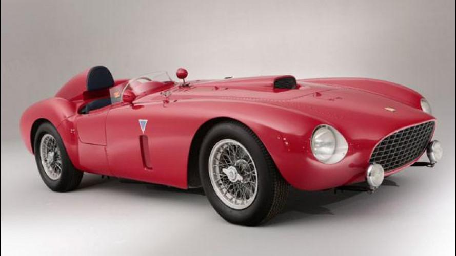 Ferrari 357 Plus, un sogno da 13,4 milioni di euro