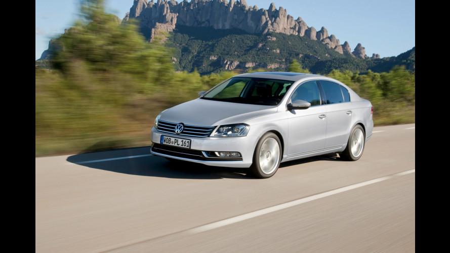 Volkswagen Passat, buona pure la settima