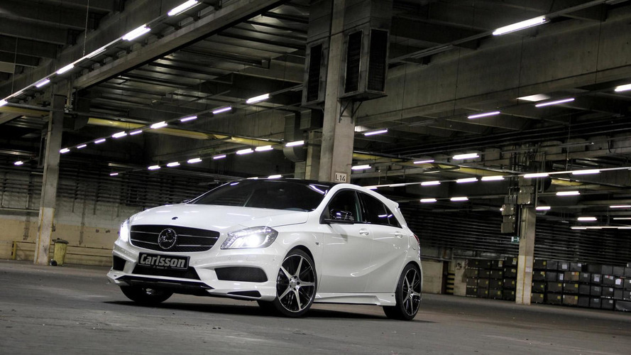 Carlsson unveils upgrade kit for Mercedes-Benz A-Class at IAA