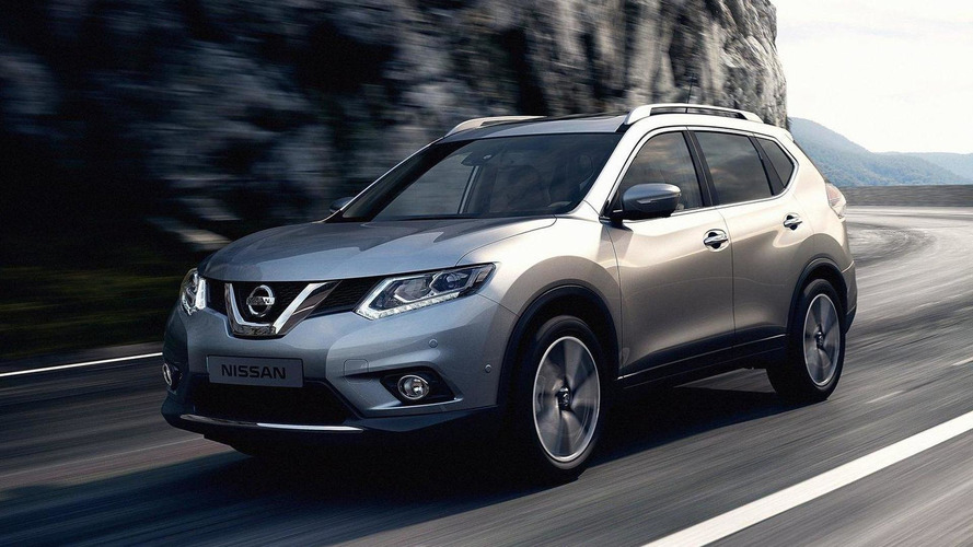 All-New Nissan X-TRAIL / Rogue revealed in Frankfurt [video]