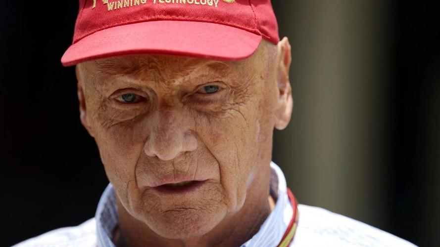'Taxi driver' claim not honest - Lauda