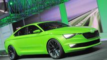 Skoda VisionC concept at 2014 Geneva Motor Show