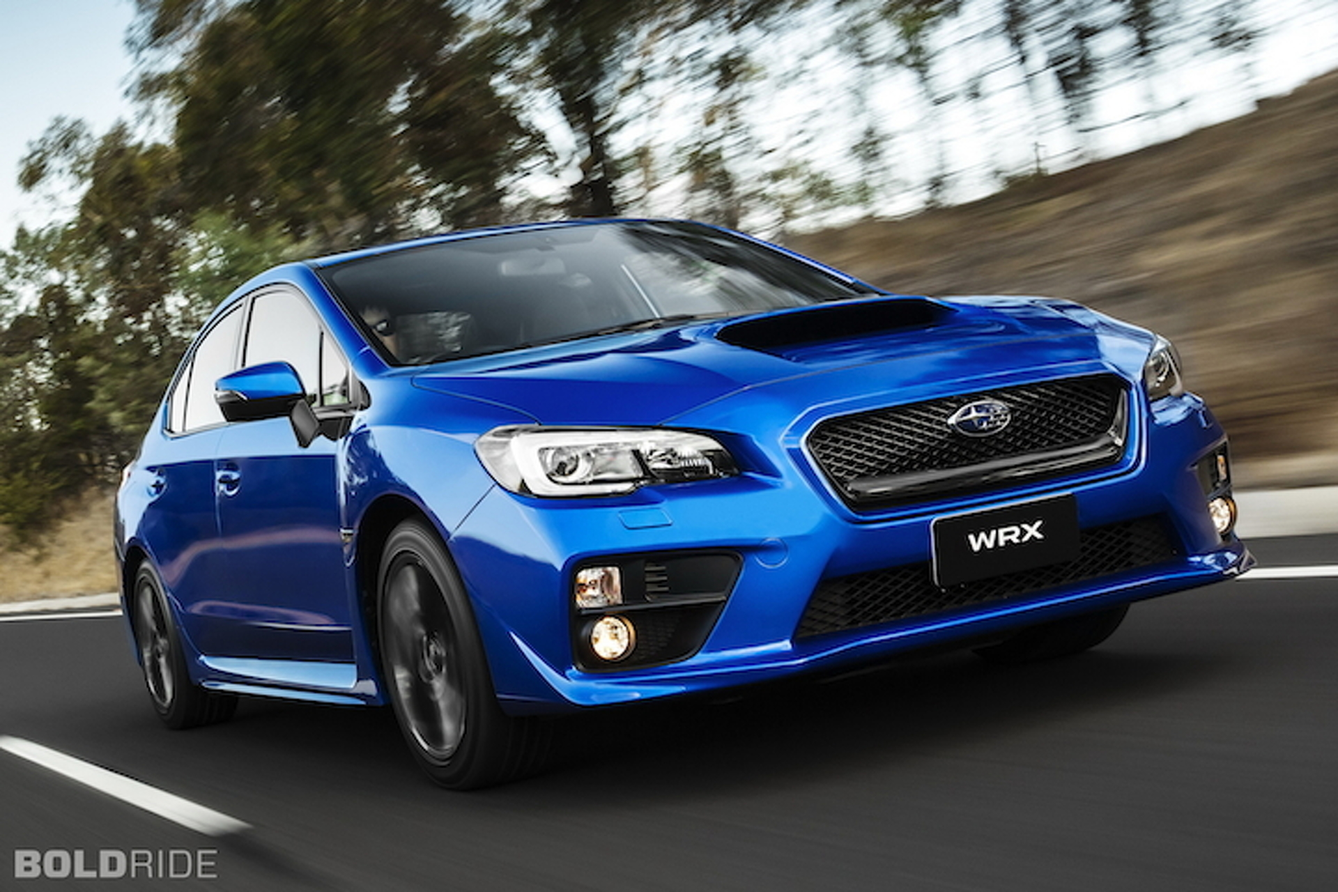 Subaru May Build a New WRX Hatchback After All