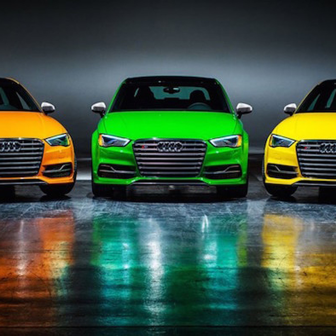 Would You Pay Almost $60,000 For A More Colorful Audi S3?