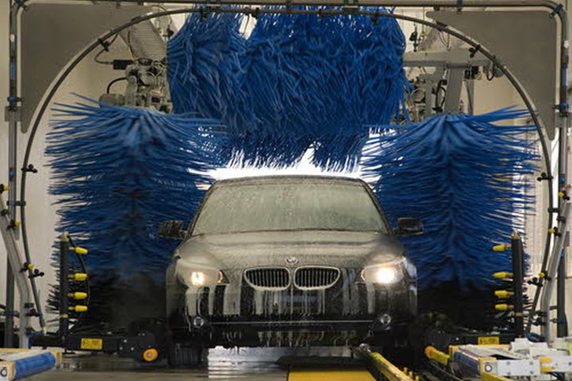 Hackers Stealing Credit Card Data from Car Washes