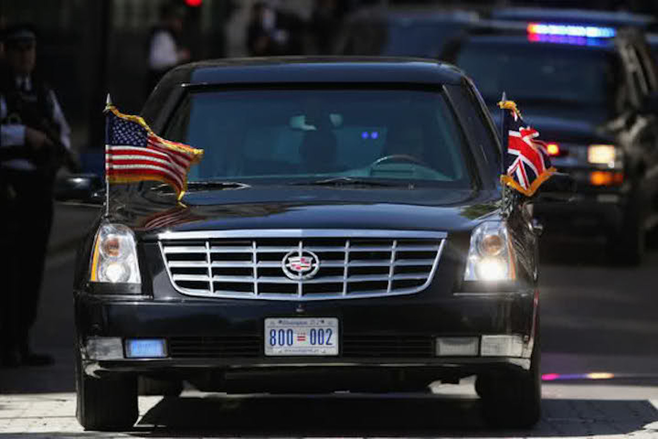 Could Obama's Limo Hypothetically Be Recalled?