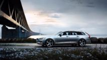 Essai Volvo S90 et V90