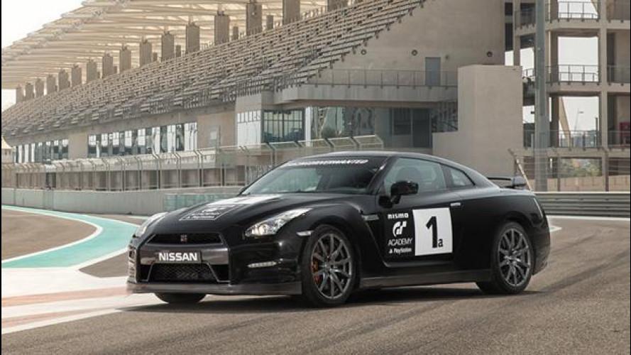 Nissan, al via il Race Camp Nismo