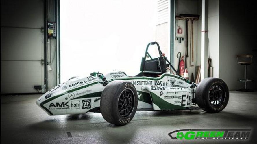 Auto elettrica, da 0-100 Km/h in 1,779 secondi