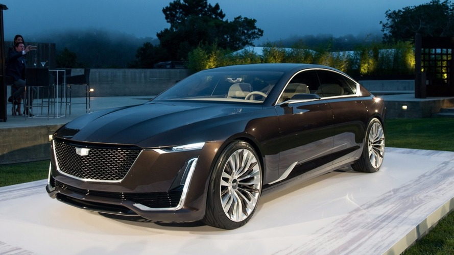 Cadillac Escala Oscars Ad Driving People Into Dealerships