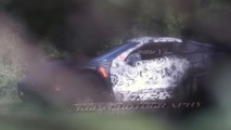 Mid-engined Chevy Corvette spy photos