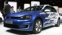 2016 Volkswagen e-Golf Touch Paris Otomobil Fuarı